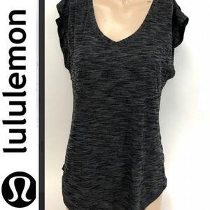 Lululemon Athletica dark grey